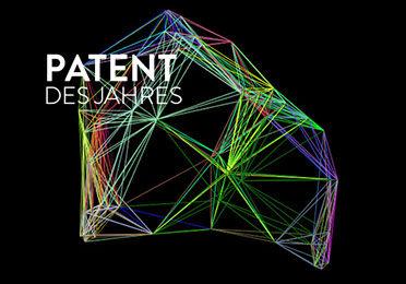 Logo Staatspreis Patent für die Kategorie Patent des Jahres