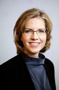 Bundesministerin Leonore Gewessler, BA