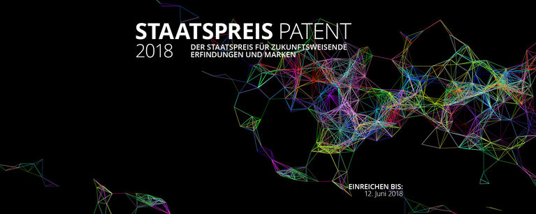 Staatspreis Patent 2018