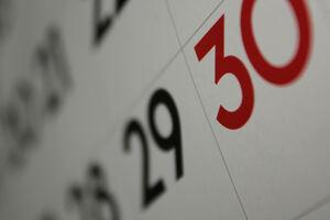 Abbildung Kalender