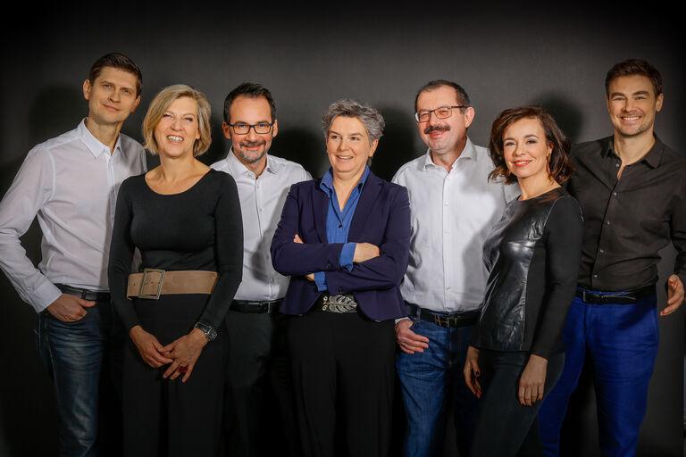 Leitungsteam des Österreichischen Patentamtes