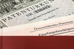 Cover des Buches Die Entwicklung des Erfindungsschutzes in Österreich im 19. Jahrhundert von Reinhard Pisec