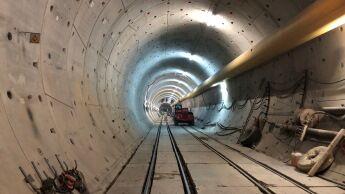 Tübbingelement: Tunnelement, das mitdenkt und bei Gefahr warnt