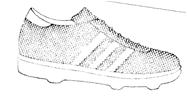 Adidas, deutsche Marke Nr. 944624