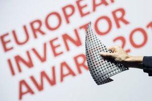 Trophy des Europäisches Erfinderpreises
