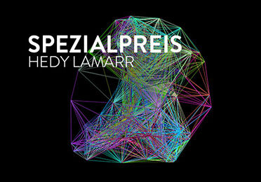 Logo Staatspreis Patent für den Spezialpreis Hedy Lamarr