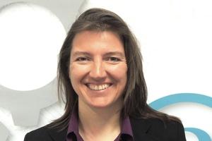 Am Bild Hildegard Etz, Patentprüferin im Österreichischen Patentamt