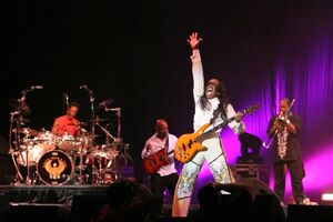 Earth, Wind & Fire 2009