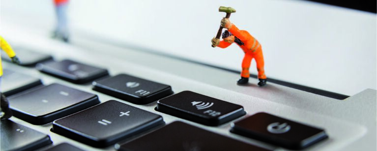Wartungsarbeiten aller IT-Systeme
