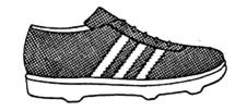 Adidas, deutsche Marke Nr. 944623